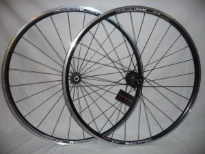 Powertap/DT Swiss R460 wheels